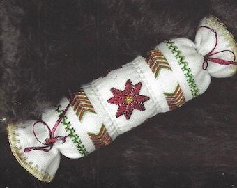 Needleroll, Colors of Christmas, PDF, Instant Download, Cross Stitch Chart Pak