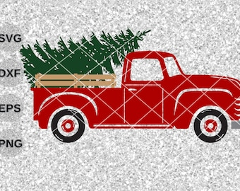 Thin metal die cut tool Merry Christmas Christmas Tree X large Vintage 4x4 app