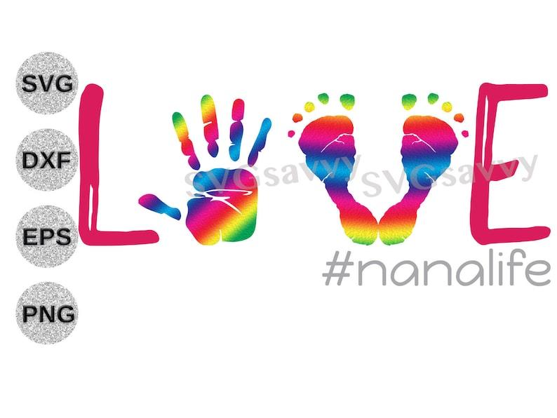 Download Nana svg dxf Nanalife svg dxf nanalife svg dxf Nana love ...