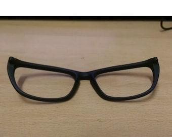 B L Ray Ban W1846 PS1 Matte Black Predator Cats Series Sunglasses Frame 7667a6e63da6
