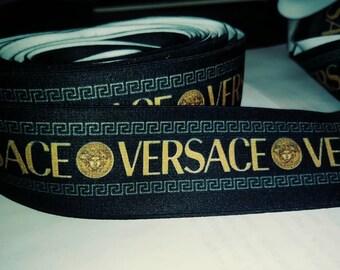 9d1822c1926 Versace Inspired 1 Yd Lycra Spandex Fabric