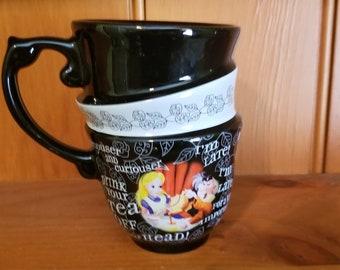 Mouse Mickey Mug T Indigo Icon Stacked QrWEdoCBex