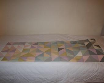 Quilt in pastel