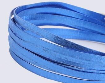 6yds ice blue coloured Beadsmith round craft wire 20ga 0.8mm