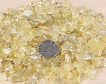 23X18-14X12MM  MIX QUARTZ GEMSTONE NUGGET LOOSE BEADS 7.5/""