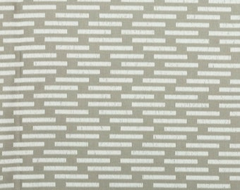 Designer Sea Breeze Blue Hounds Tooth Design Pattern Curtain Fabric Material