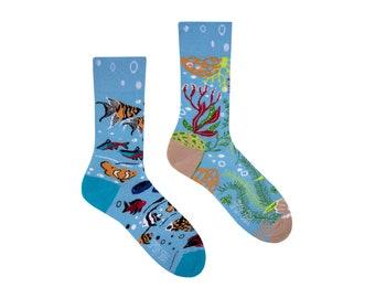 Fishing Socks I/'m a hooker on the weekend Socks Men And Women/'s Socks Custom Socks