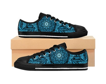 9cc7793943 Unisex Sneakers - Floydian Iceberg - Unique Artistic Stylish Shoes - Free  Shipping