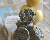 Blueberry Lemon Protein Muffins (Dairy and Gluten Free) -   Vegan Option Available