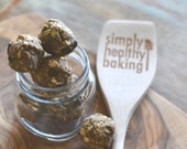 Chocolate Chip Peanut Butter Balls (Dairy & Gluten Free) - Vegan Options Available
