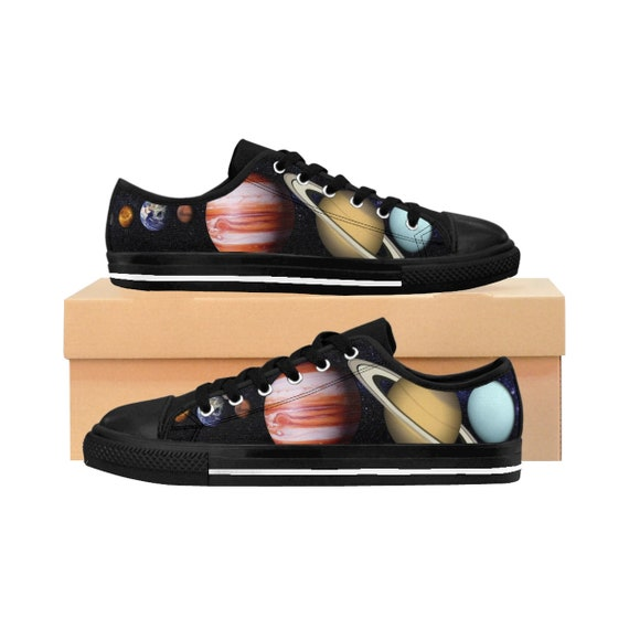 Solar System Men's Sneakers (order one size up)