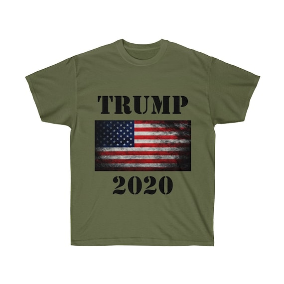 Trump 2020 Unisex Ultra Cotton Tee