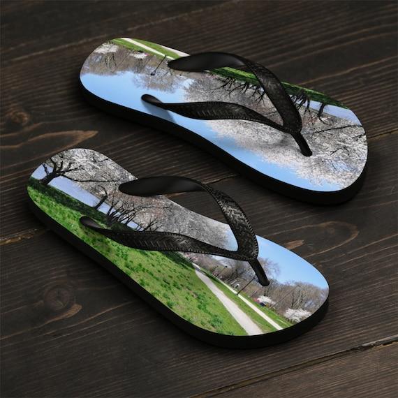 Kelly Drive Flip-Flops (Unisex)