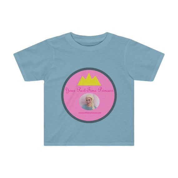 Your Part-Time Princess Kids Tee