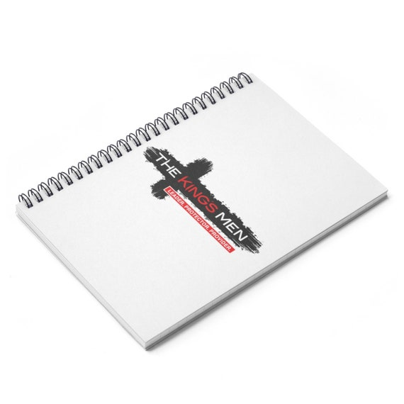 The King's Men Spiral Notebook - Ruled Line