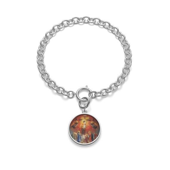 Monastery Chunky Chain Bracelet