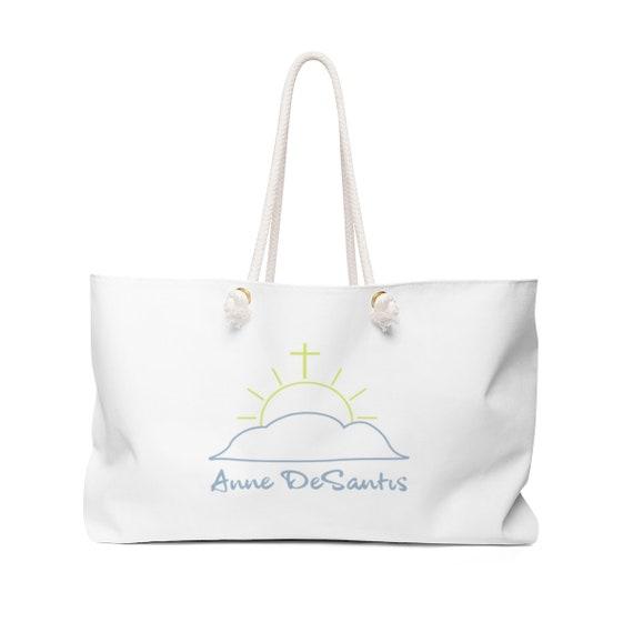 Anne DeSantis Weekender Bag