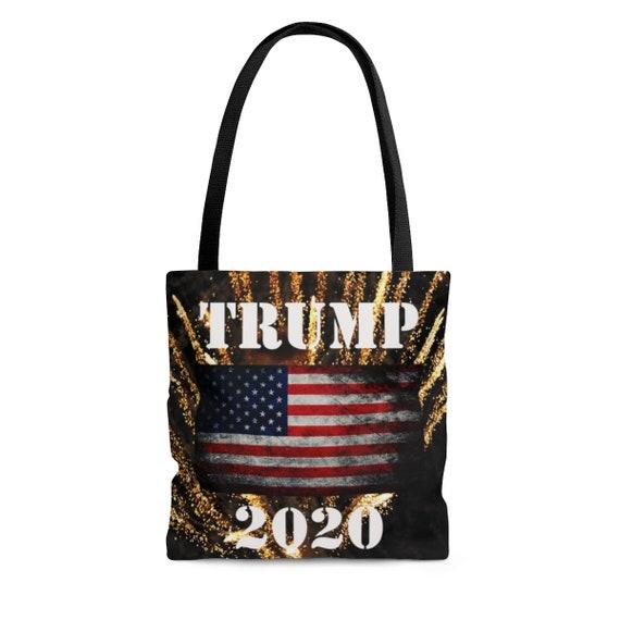 Trump 2020 AOP Tote Bag