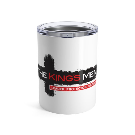 The King's Men Tumbler 10oz