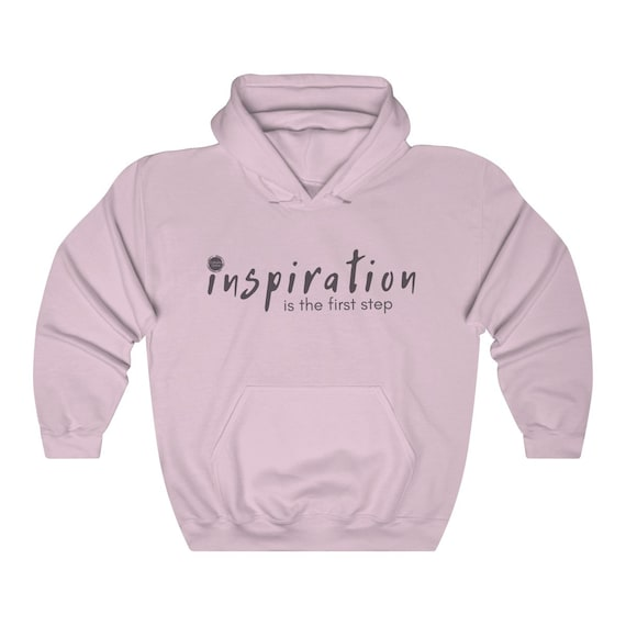 Inspiration Unisex Heavy Blend Hooded Sweatshirt