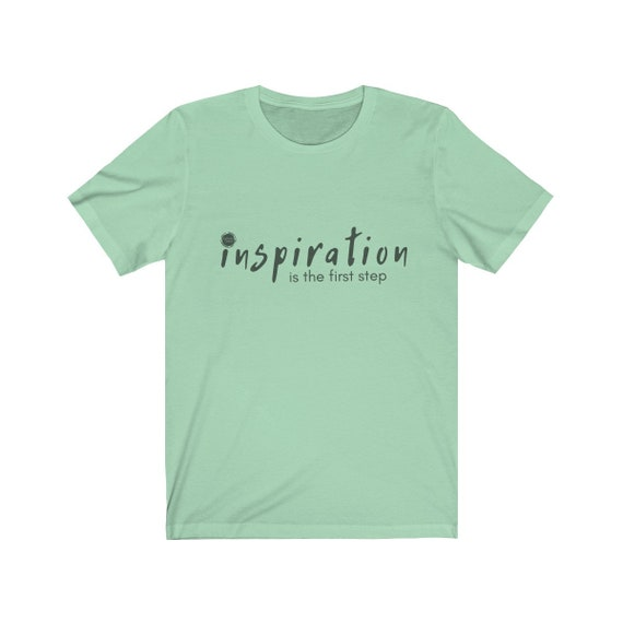 Inspiration Jersey Short Sleeve Tee