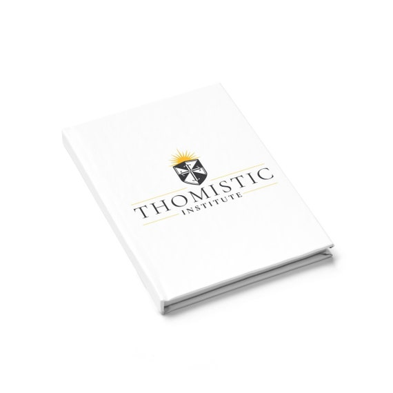 Thomistic Institute Journal - Ruled Line