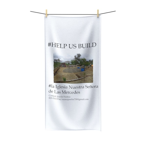 Dominican Republic Church Towels