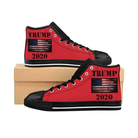 Trump 2020 Women's High-top Sneakers