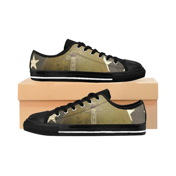 Men's Army Sneakers (See description before purchasing)