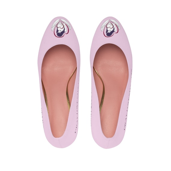 Sidewalk Servants Women's High Heels Pink
