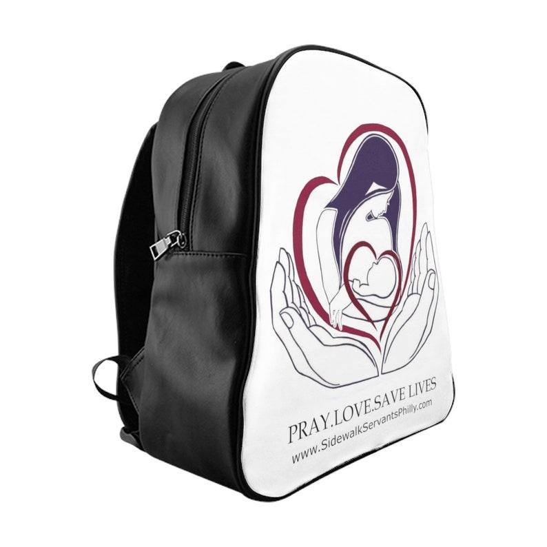 Sidewalk Servant School Backpack