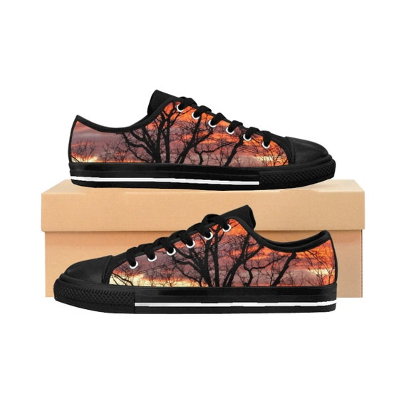 Men's Sunset Sneakers (See description before purchasing)