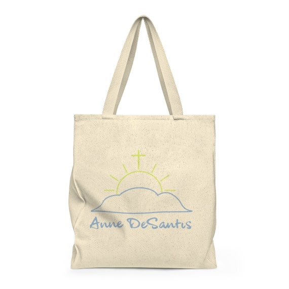 Anne DeSantis Shoulder Tote Bag - Roomy