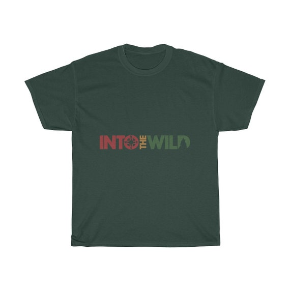 Into The Wild Heavy Cotton Tee