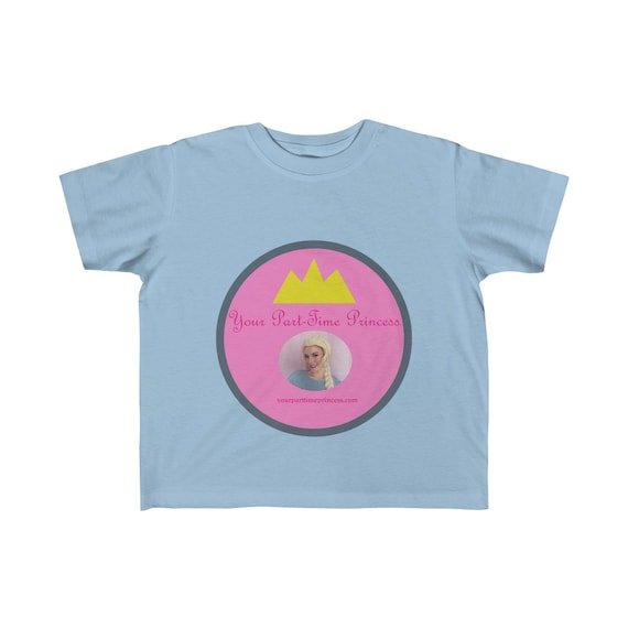Your Part-Time Princess Kid's Fine Jersey Tee