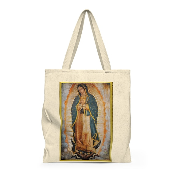 Guadalupe Shoulder Tote Bag - Roomy