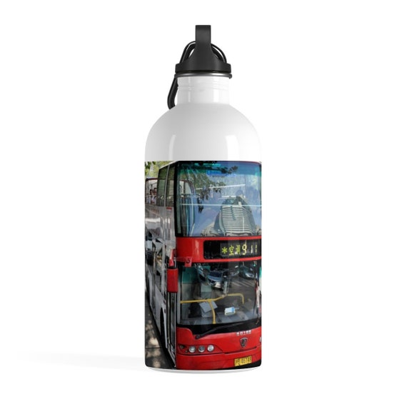 Chinese Shanghai Bus Stainless Steel Water Bottle
