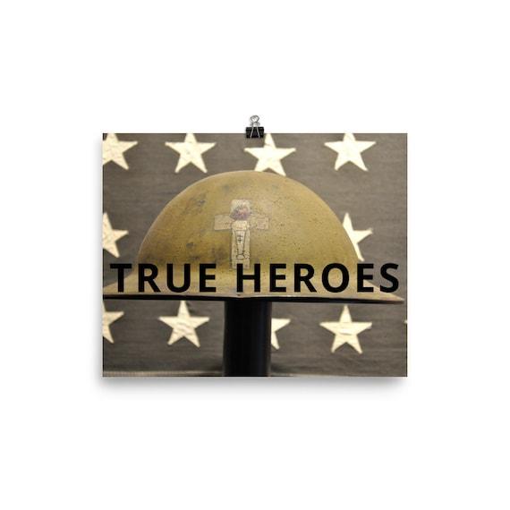 True Heroes Poster