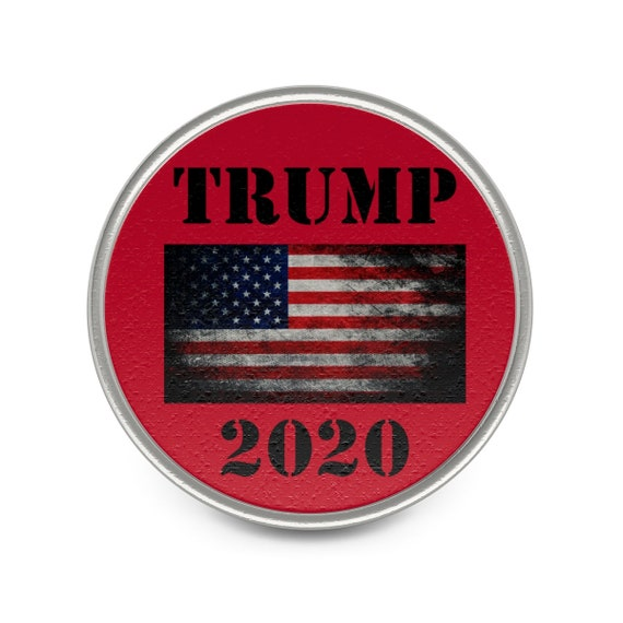 Trump 2020 Metal Pin