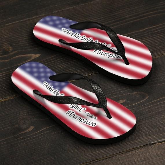 Customized Flip-Flops (Make Me Smile)