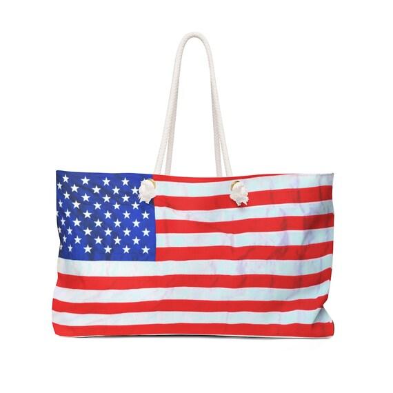 Proud and Free Weekender Bag
