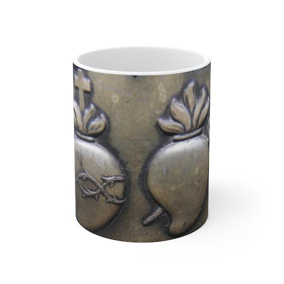 Miraculous Medal Ceramic Mug