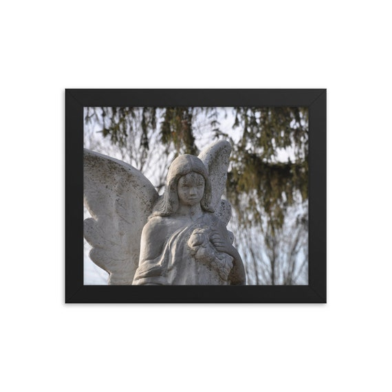Guardian Angel Framed poster