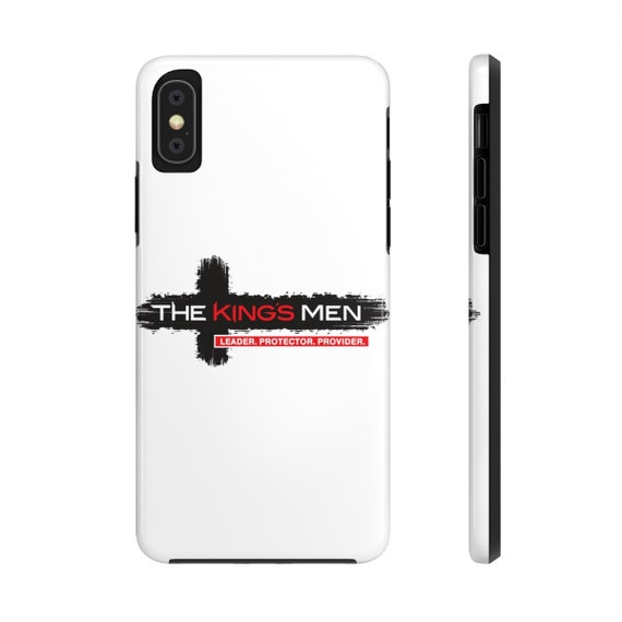 The King's Men Case Mate Tough Phone Cases