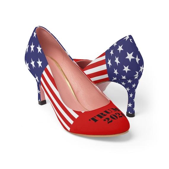Trump 2020 Women's High Heels