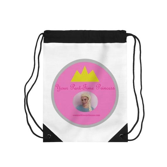 Your P/T Princess Drawstring Bag