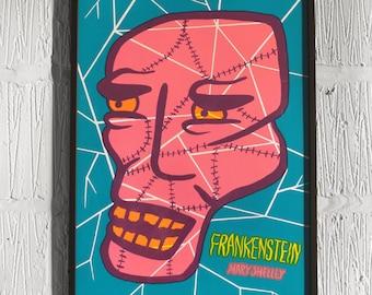 Frankenstein - A2 screen print