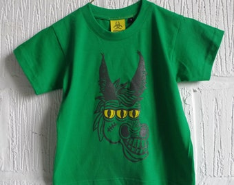 Mini Mule T-shirt (for the kids)