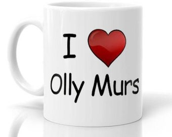 4 COLOURS OLLY MURS PURSE PERSONALISE FREE IDEAL BIRTHDAY PRESENT GIFT