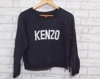 6c937020 Vintage Kenzo women sweatshirts S size